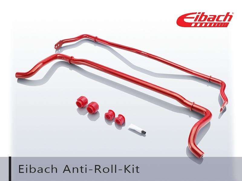 1.9 TDI 2.3V5 Eibach Anti Roll Bar Kit VW Bora 1.8 Turbo 1.9 SDi