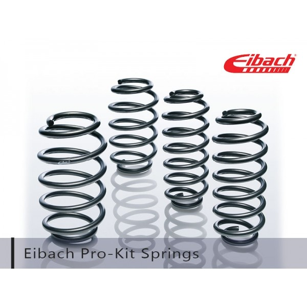 Eibach Springs Seat Ibiza V (6J) 1.2 TSI, 1.2 TDI, 1.4 TSI, 1.4