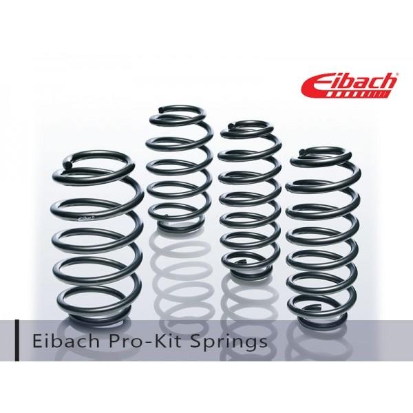 Eibach Springs VW Polo (9N) Stufenheck / Sedan 1.4 TD