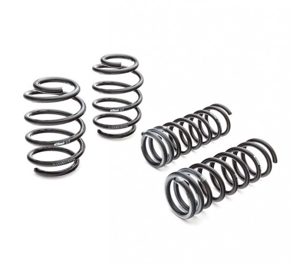 Eibach Springs VW Polo (9N) Stufenheck / Sedan 1.4 TD